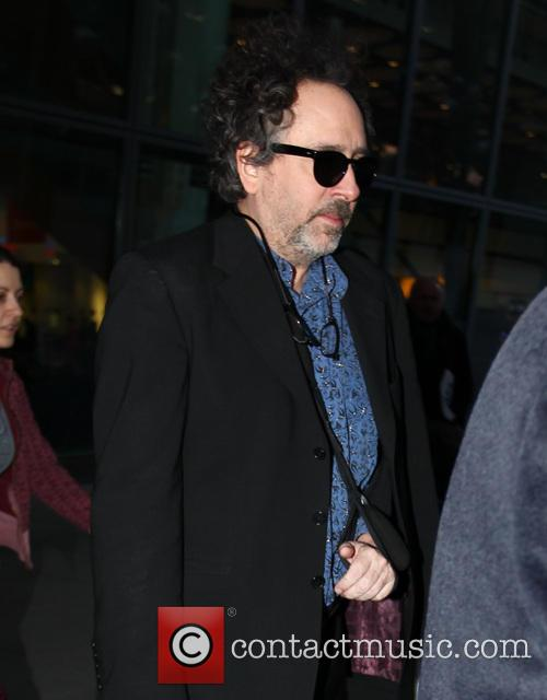 Tim Burton and Heathrow Airport 8
