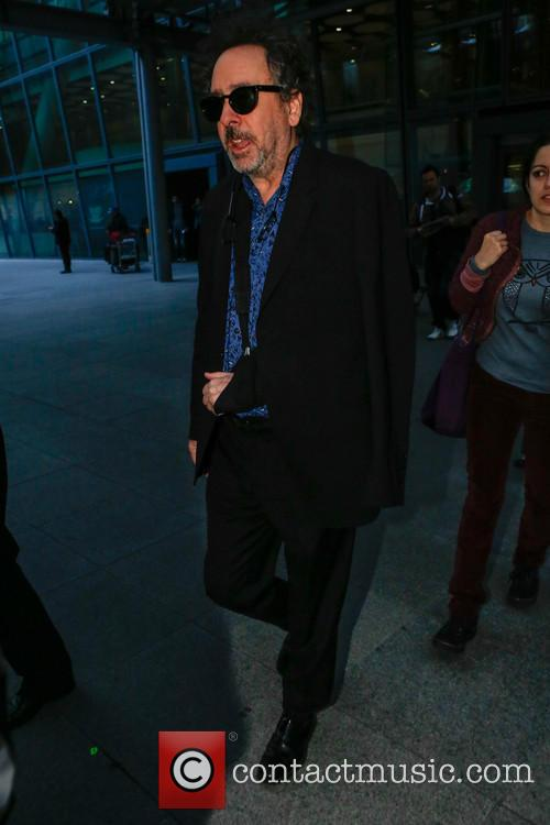 Tim Burton and Heathrow Airport 9