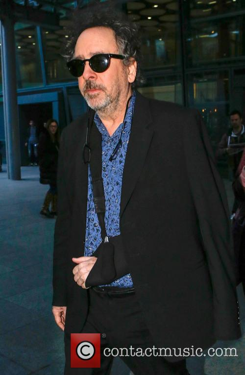 Tim Burton and Heathrow Airport 10