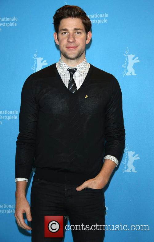 john krasinski biff 'promised land' photocall 3491675