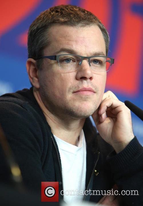 Matt Damon 5