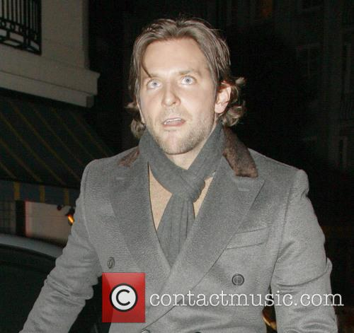bradley cooper celebs attend the pre silver lining 3490723