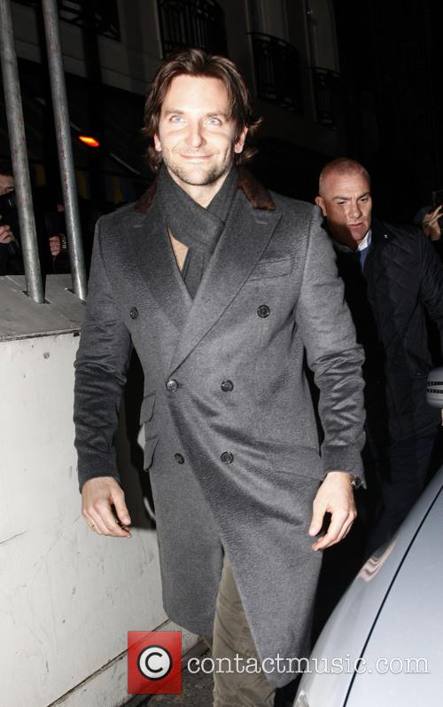 bradley cooper celebs attend the pre silver lining 3490736