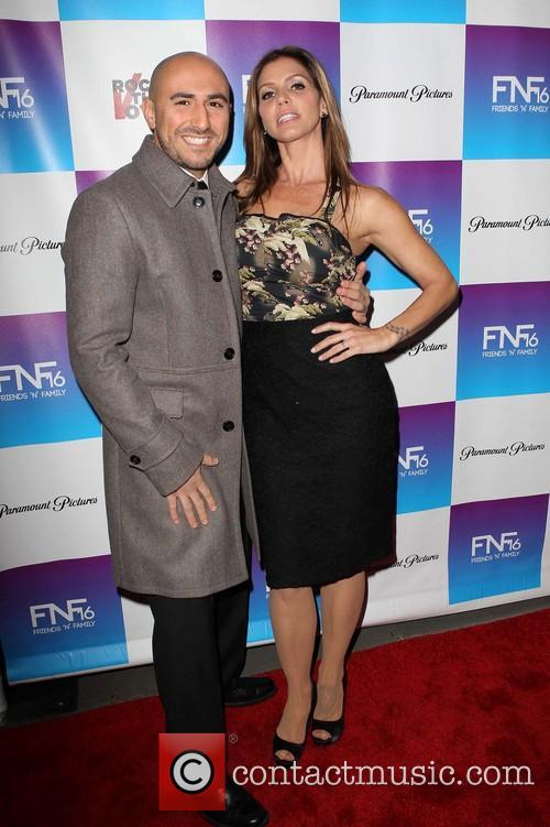 Charisma Carpenter and Mike Rossi 2