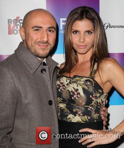 Charisma Carpenter and Mike Rossi 1