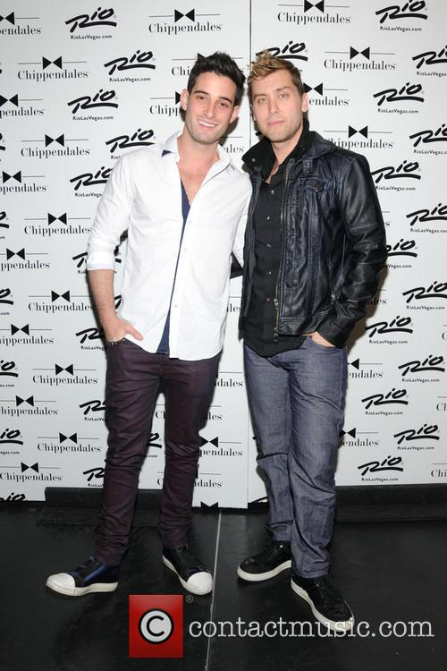 Lance Bass and Michael Turchin 3