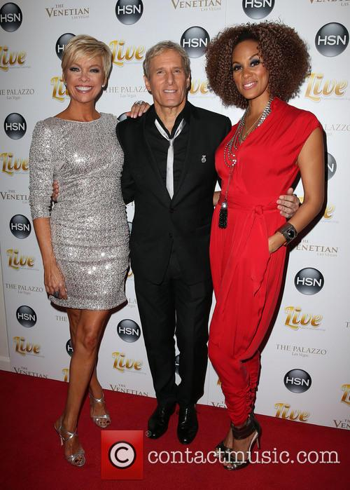 Michael Bolton, Callie Northagen and Anji Corley 6