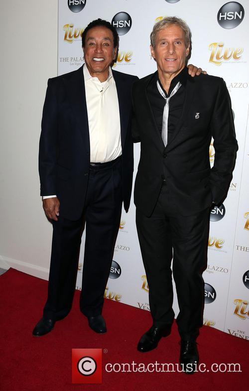 Smokey Robinson and Michael Bolton 3