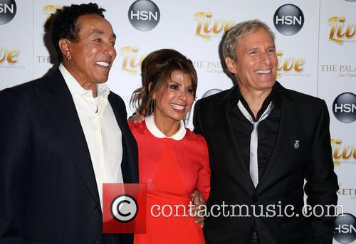 Smokey Robinson, Paula Abdul and Michael Bolton 1