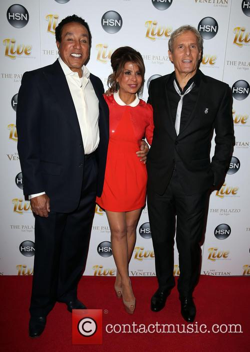 Smokey Robinson, Paula Abdul and Michael Bolton 5