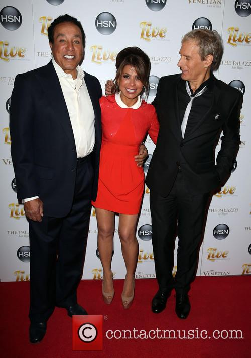 Smokey Robinson, Paula Abdul and Michael Bolton 9