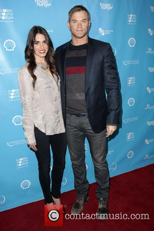 Nikki Reed and Kellan Lutz 1