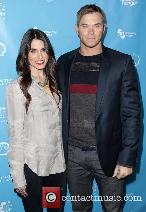 Nikki Reed and Kellan Lutz 8