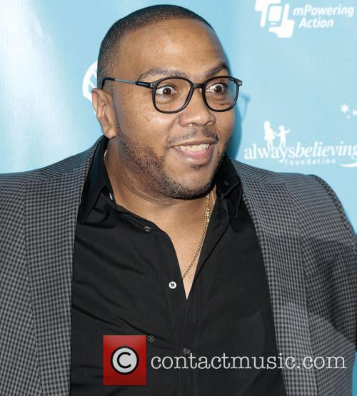 Timbaland and Timothy Mosley 10