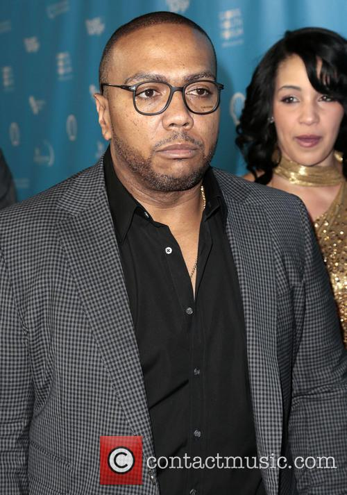 Timbaland, Timothy Mosley and Wife Monique Idlett 9