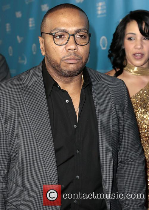 Timbaland, Timothy Mosley, wife Monique Idlett