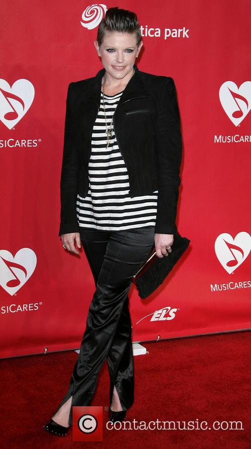 Natalie Maines, Los Angeles Convention Center