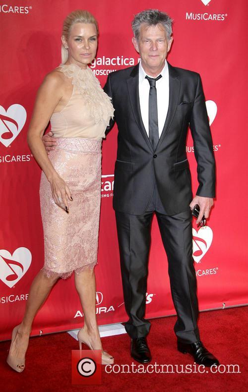 David Foster and Yolanda Foster 2