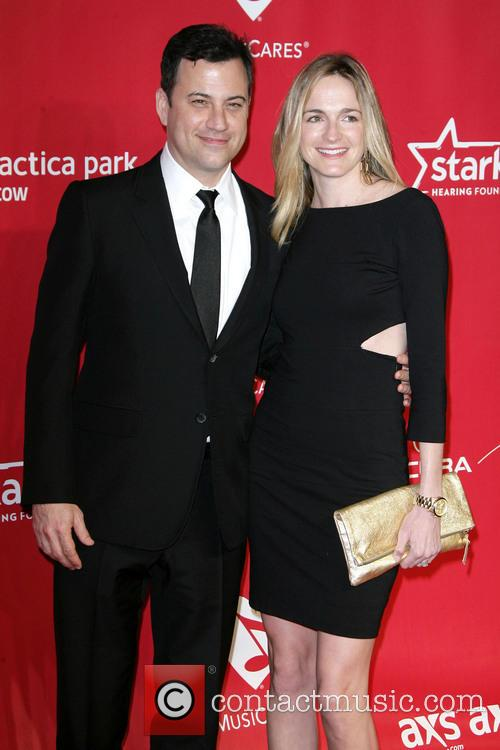 Jimmy Kimmel, MusiCares Person of the Year Awards