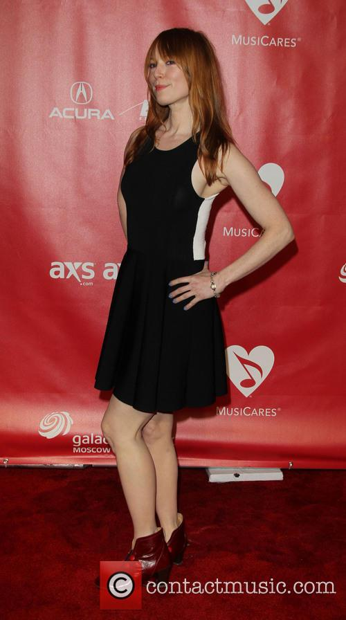 Alicia Witt, Los Angeles Convention Center, Grammy Awards