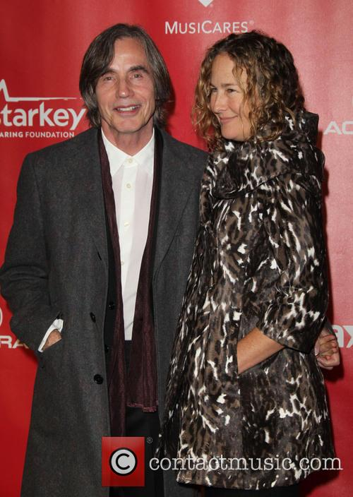 Jackson Browne, Dianna Cohen, Los Angeles Convention Center, Grammy Awards