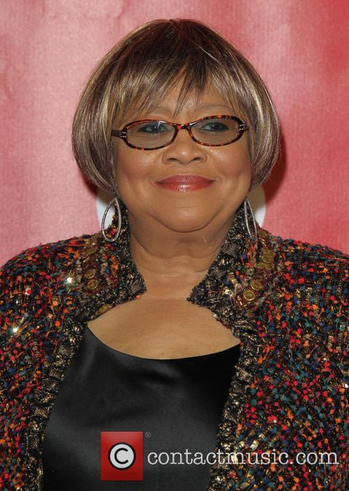 Mavis Staples, Los Angeles Convention Center, Grammy Awards