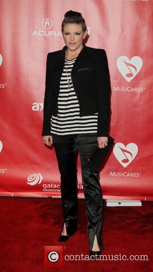 Natalie Maines, Los Angeles Convention Center, Grammy Awards