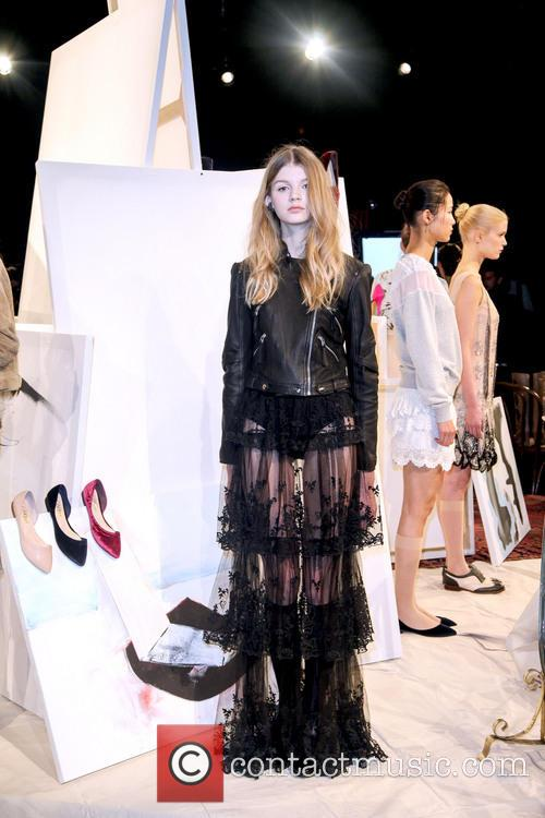 Mercedes-Benz New York Fashion Week Autumn/Winter 2013 -...