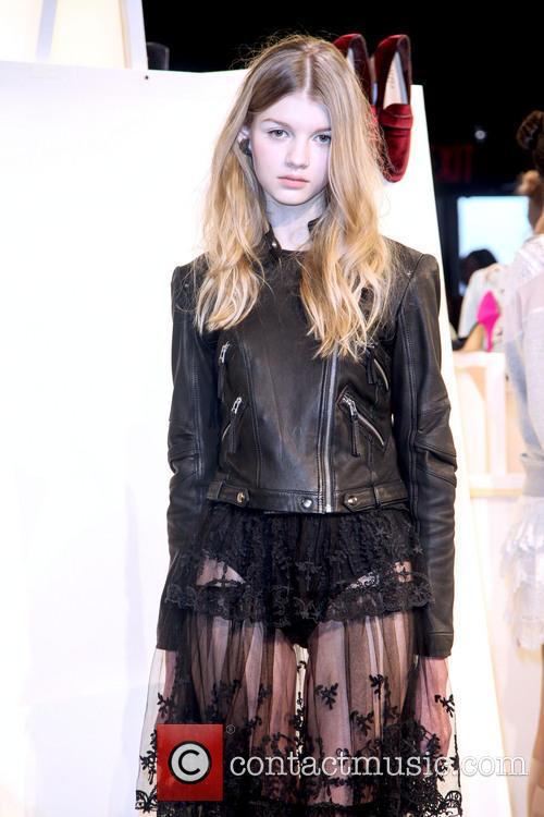 Models, New York Fashion Week