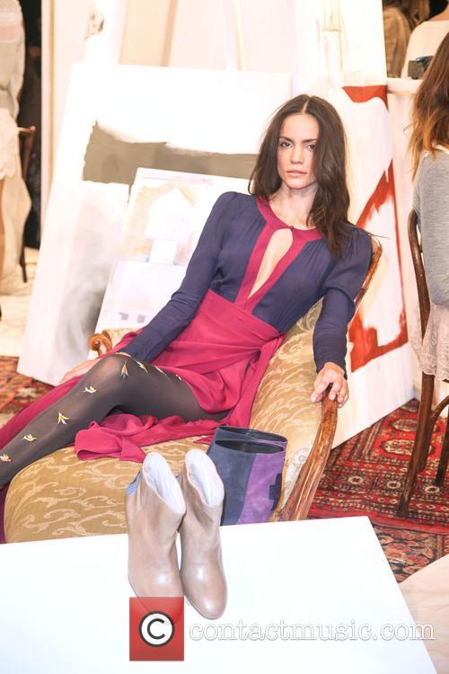 models mercedes benz new york fashion week autumn winter 3491200