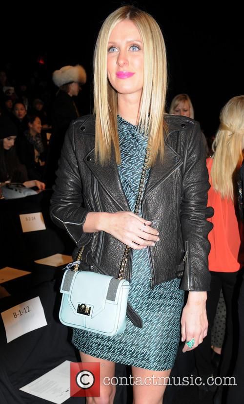 Nicky Hilton, New York Fashion Week