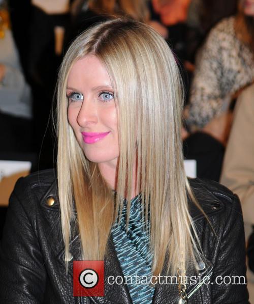 Nicky Hilton, New York Fashion Week