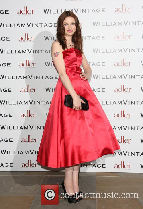 sophie ellis bextor baftas williamvintage dinner 3491119