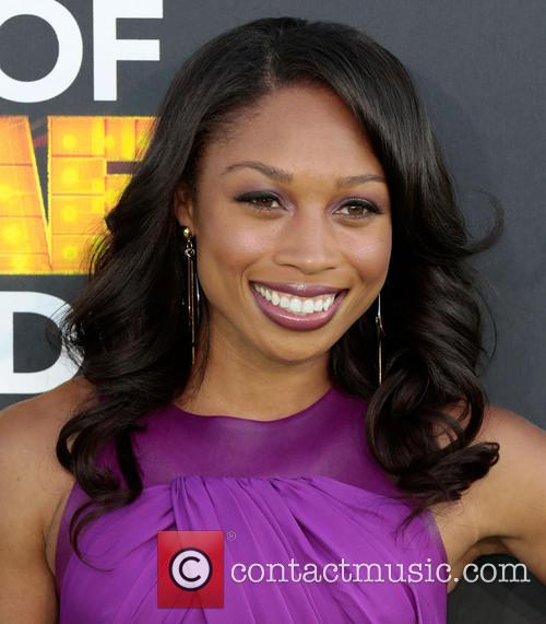 Cartoon Network and Allyson Felix 7