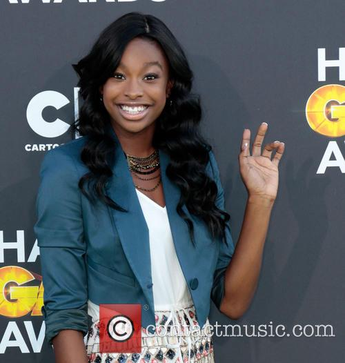 Cartoon Network and Coco Jones 1