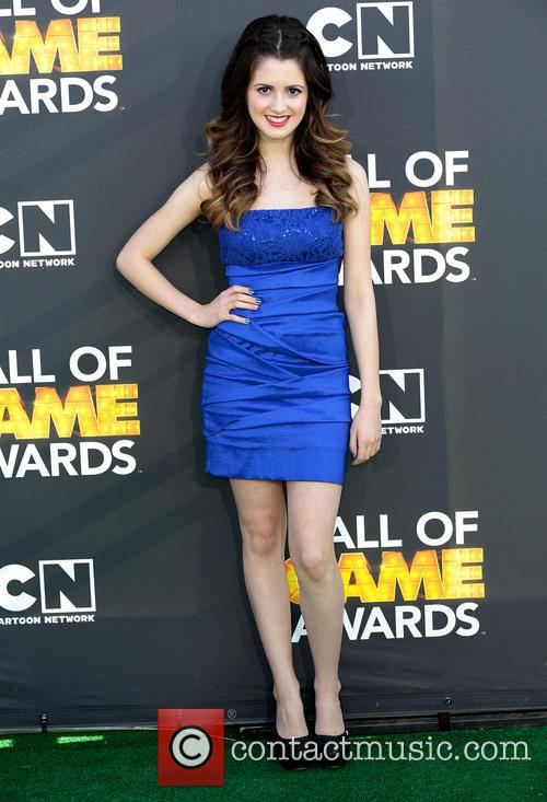 Cartoon Network and Laura Marano 9