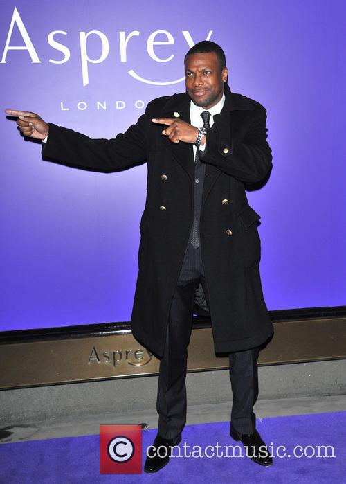 Chris Tucker, British Academy Film Awards