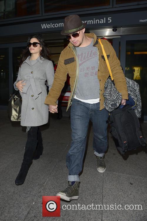 Channing Tatum and Jenna Dewan 2