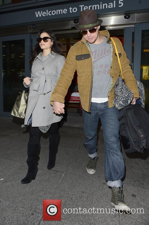 Channing Tatum and Jenna Dewan 4