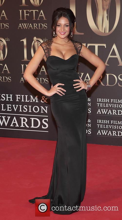 Irish Film and Television Awards 2013 at the Convention Centre Dublin- Arrivals