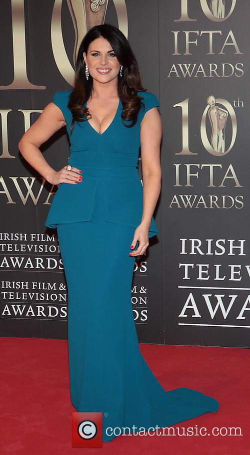 Irish Film and Television Awards 2013 at the Convention Centre Dublin-