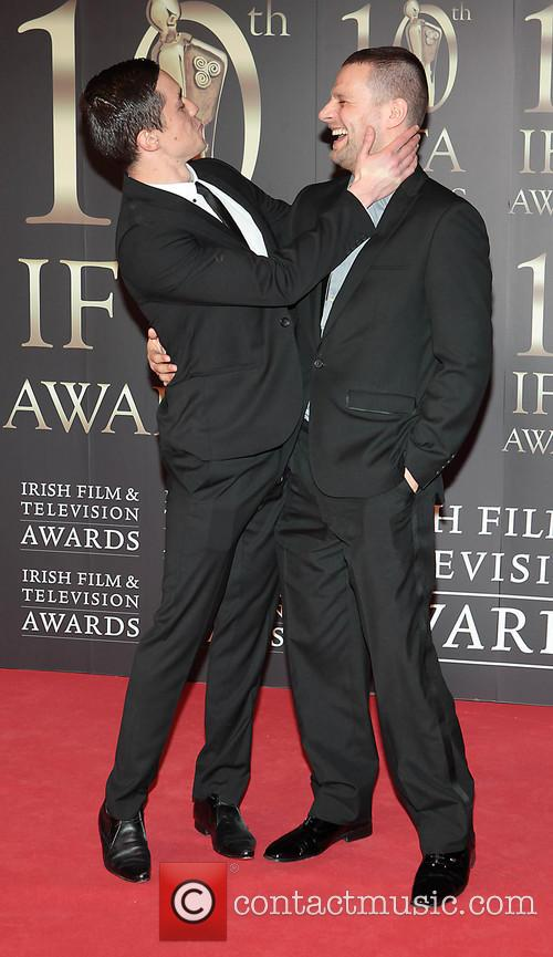Killian Scott and Jason Barry 2