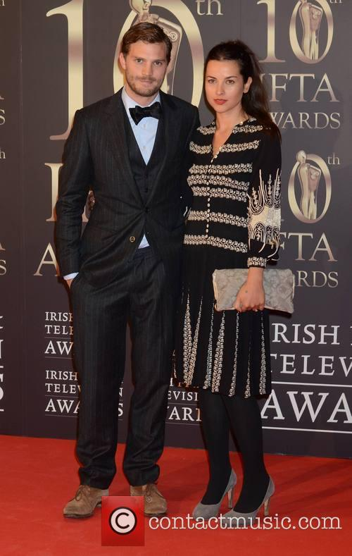 Jamie Dornan and Amelia Warner 1