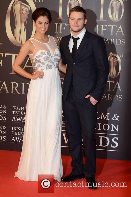 Madeline Mulqueen and Jack Reynor 2