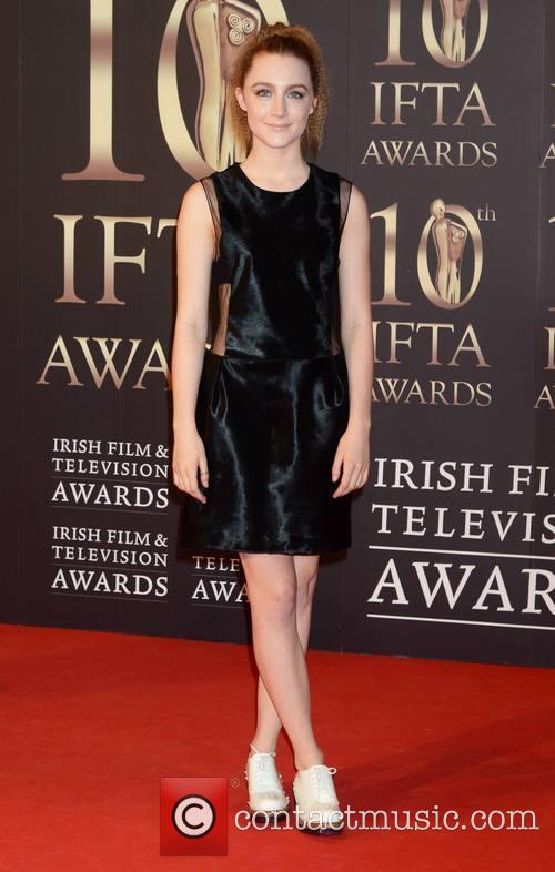 Guests attend the 2013 IFTA Awards at The Convention Centre