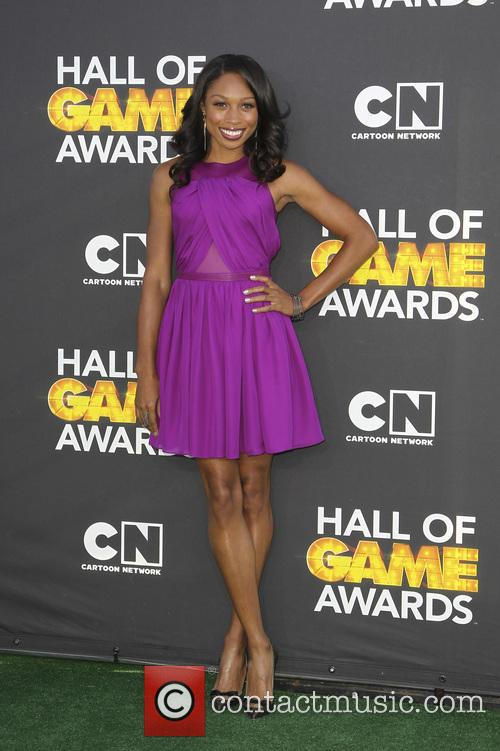 Cartoon Network, Allyson Felix