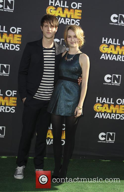 Bridgit Mendler and Shane Harper 6