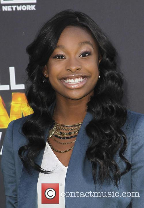 Cartoon Network and Coco Jones 3