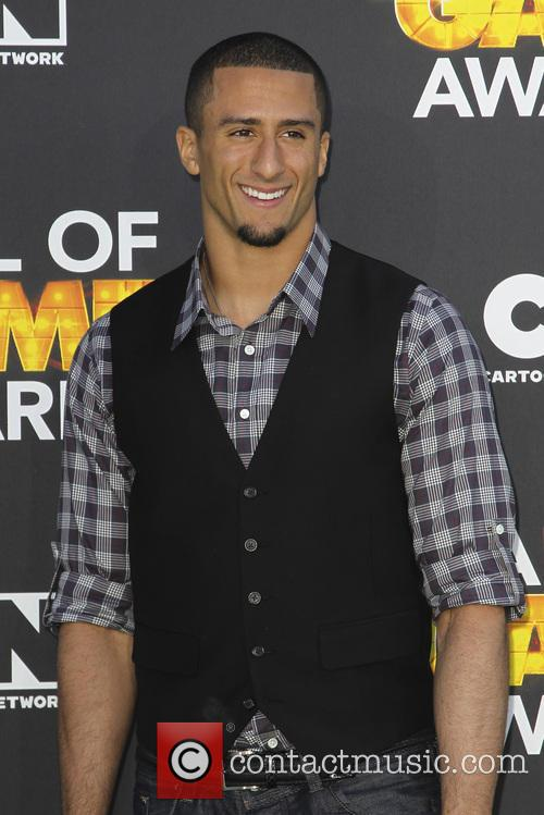Cartoon Network and Colin Kaepernick 10