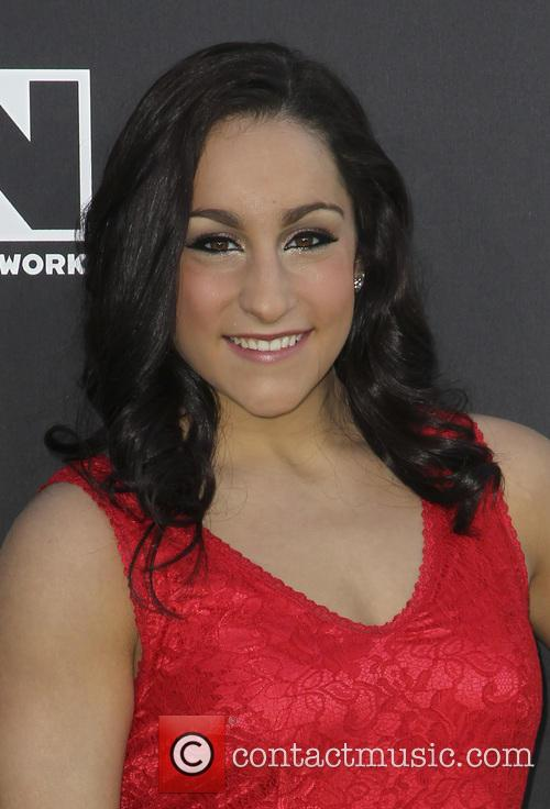 Cartoon Network and Jordyn Wieber 9